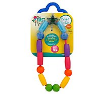 The First Years Soft Teething Beads - Each