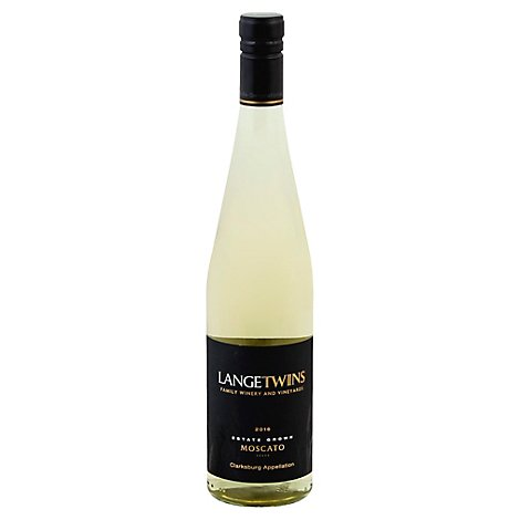Langetwins Moscato Wine - 750 Ml