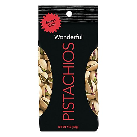 Wonderful Pistachios Sweet Chili - 7 Oz