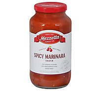 Mezzetta Napa Valley Homemade Sauce Marinara Spicy Jar - 25 Oz
