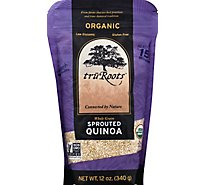 truRoots Quinoa Organic Sprouted - 12 Oz