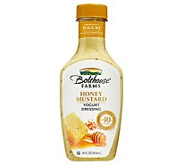 Bolthouse Farms Honey Mustard Creamy Yogurt Dressing - 14 Fl. Oz.