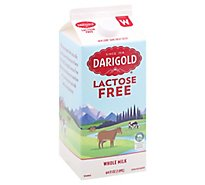 Darigold Milk Lactose Free Whole - 64 Fl. Oz.