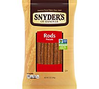 Snyders of Hanover Pretzel Rods - 12 Oz