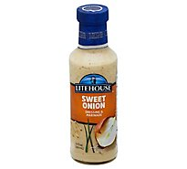 Litehouse Dressing Sweet Onion - 12 Fl. Oz.