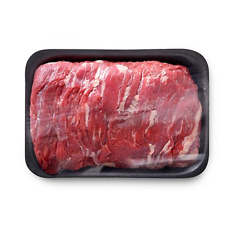 Open Nature Natural Angus Beef Skirt Steak Grass Fed - 1 LB