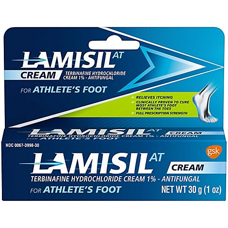 Lamisil AT Antifungal Cream Full Prescription Strength - 1 Oz