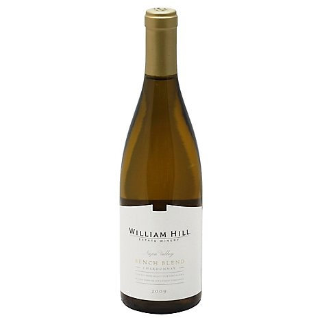William Hill Bench Blend Chardonnay Wine - 750 Ml