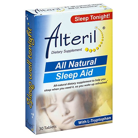 Alteril All Natural Sleep Aid - 30 Count