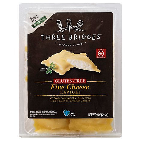 Pasta Prima Gluten Free Five Cheese Ravioli - 8 Oz