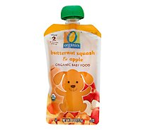 O Organics Organic Baby Food Stage 2 Butternut Squash & Apple - 4 Oz
