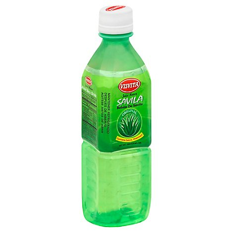 Visvita Juice House Aloe Vera Drink Original - 16.9 Fl. Oz.