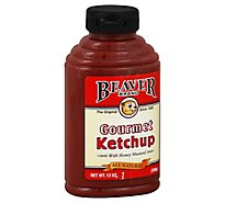 BEAVER Gourmet Ketchup With Honey Mustard - 13 Oz