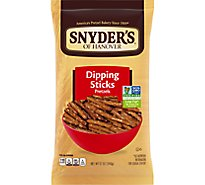 Synders of Hanover Pretzels Dipping Sticks - 12 Oz