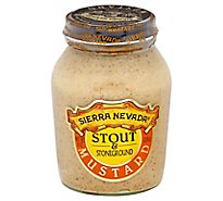 Sierra Nevada Mustard Stout & Stone Ground - 8 Oz