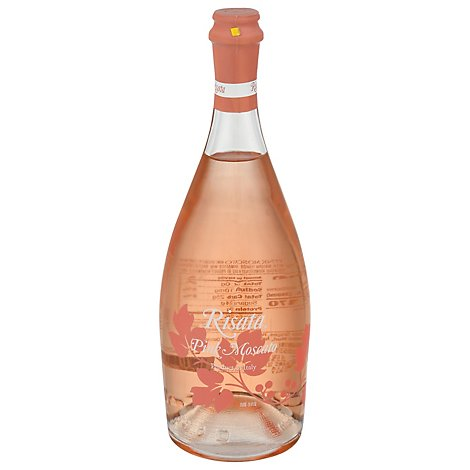 Risata Pink Moscato Wine - 750 Ml