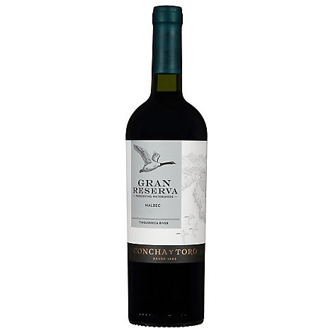 Grand Reserva Wine Malbec - 750 Ml