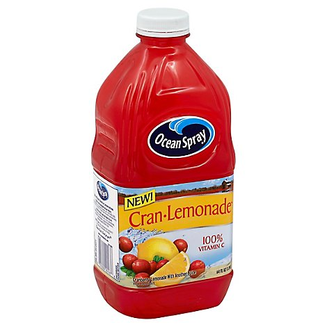 Ocean Spray Cranberry Lemonade - 64 Fl. Oz.
