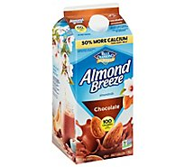 Blue Diamond Almonds Almond Breeze Almondmilk Chocolate - 64 Fl. Oz.