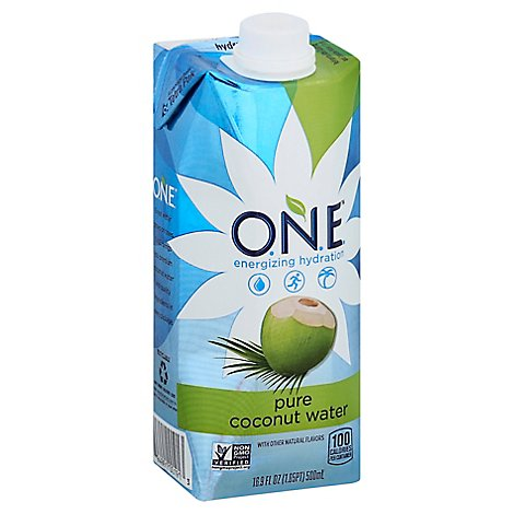 O.N.E. Coconut Water - 16.9 Fl. Oz.