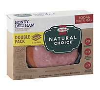 Hormel Natural Choice Honey Ham Family Pack - 14 Oz