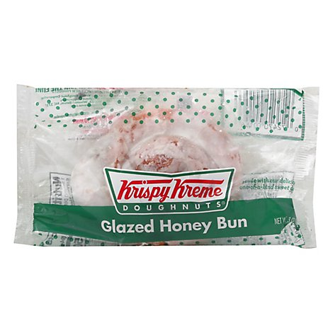 Glazed Honey Bun - 3 Oz