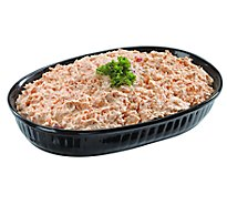 Seafood Counter Crab Spread With Jalapeno - 0.50 LB