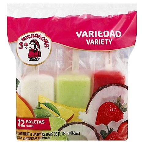 La Michaocana Variety Bag - 12-3 Fl. Oz.