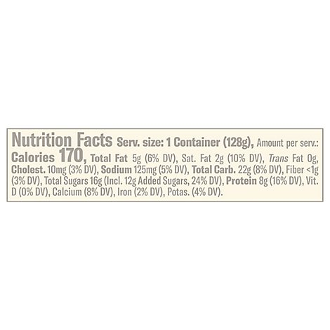 Chobani Flip Yogurt Greek Key Lime Crumble - 5.3 Oz
