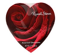 Russell Stover Photo Heart - 1.75 Oz
