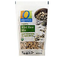 O Organics Organic Rice Wild Mix - 16 Oz