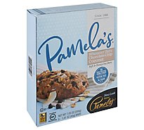Pamelas Whenever Bars Oat Chocolate Chip Coconut Gluten Free - 5-1.41 Oz