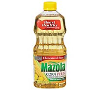Mazola Corn Plus Canola Oil Cholesterol Free - 40 Fl. Oz.