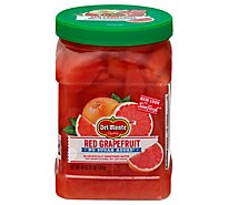 Del Monte SunFresh Red Grapefruit No Sugar Added - 64 Oz