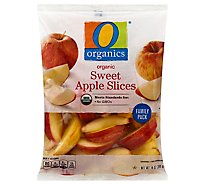 O Organics Organic Apples Sweet Sliced - 14 Oz