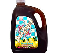 AriZona Iced Tea with Lemon Flavor Sun Brewed Style - 128 Fl. Oz.