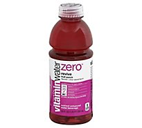 vitaminwater Zero Water Beverage Nutrient Enhanced Revive Fruit Punch - 20 Fl. Oz.