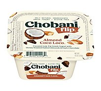Chobani Flip Yogurt Greek Almond Coco Loco - 5.3 Oz