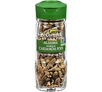 McCormick Gourmet All Natural Cardamom Pods Whole - 0.95 Oz