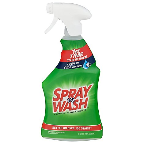 Spray n Wash Laundry Stain Remover Bottle - 22 Fl. Oz.