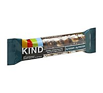 KIND Bar Nuts & Spices Dark Chocolate Nuts & Sea Salt - 1.4 Oz