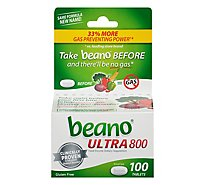 Beano Tablets - 100 Count