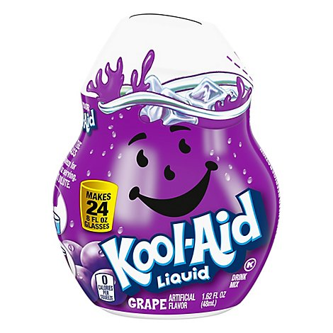 Kool-Aid Drink Mix Liquid Grape - 1.62 Fl. Oz.