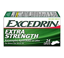 Excerdin Pain Reliever Extra Strength Caplets - 24 Count