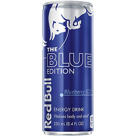 Red Bull Energy Drink Blueberry - 8.4 Fl. Oz.