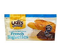 Udis Gluten Free French Baguettes - 8.5 Oz