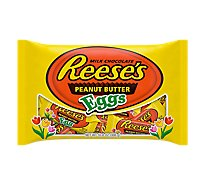 Reeses Peanut Butter Eggs Snack Size Bag - 10.8 Oz