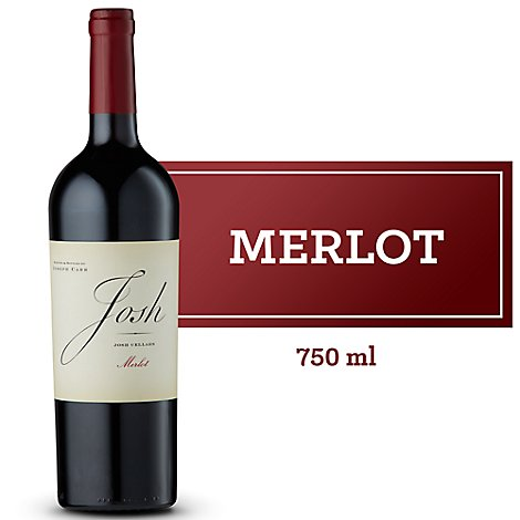 Josh Cellars Wine Merlot - 750 Ml