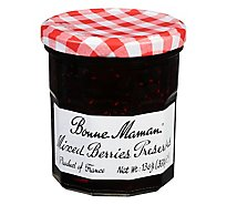 Bonne Maman Preserves Mixed Berries - 13 Oz
