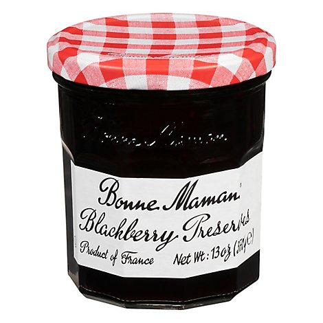 Bonne Maman Preserves Blackberry - 13 Oz